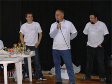 I. MVM DSZ családi sportnap (2012.október 13.)