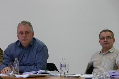 Szövetségi vezetőségi ülés - 2013. március 13.